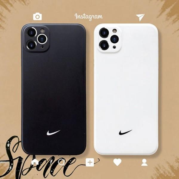 スポーツ風 ナイキ iphone12/11pro max/se2ケース 充電可 在庫あり 芸能人 ブランド Nike アイフォンx/xs/xr/8/7カバー メンズ レデイーズ 耐衝撃 全機種対応 カジュアル おしゃれ