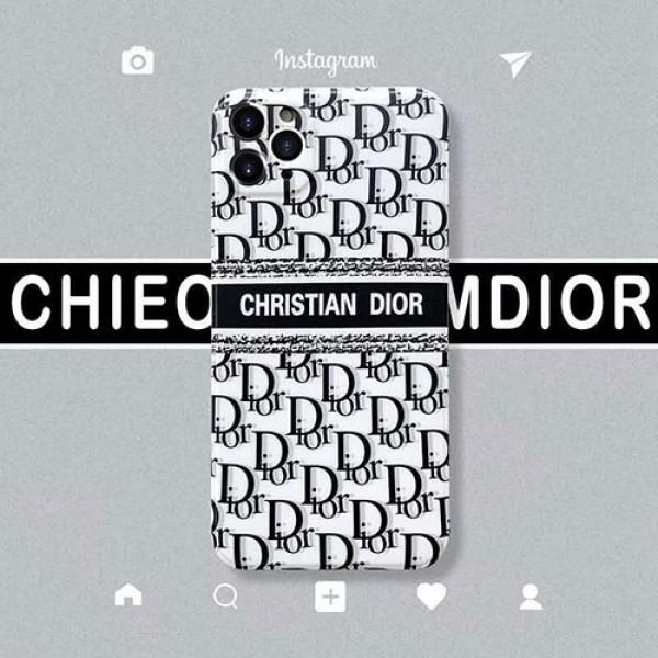 Dior ブランド柄  iphone12/11pro max/se2ケース 高級感 在庫あり ブランド 激安  ディオール 人気 男女兼用 アイフォンx/xs/xr/8/7カバー通販 耐衝撃 全機種対応 芸能人