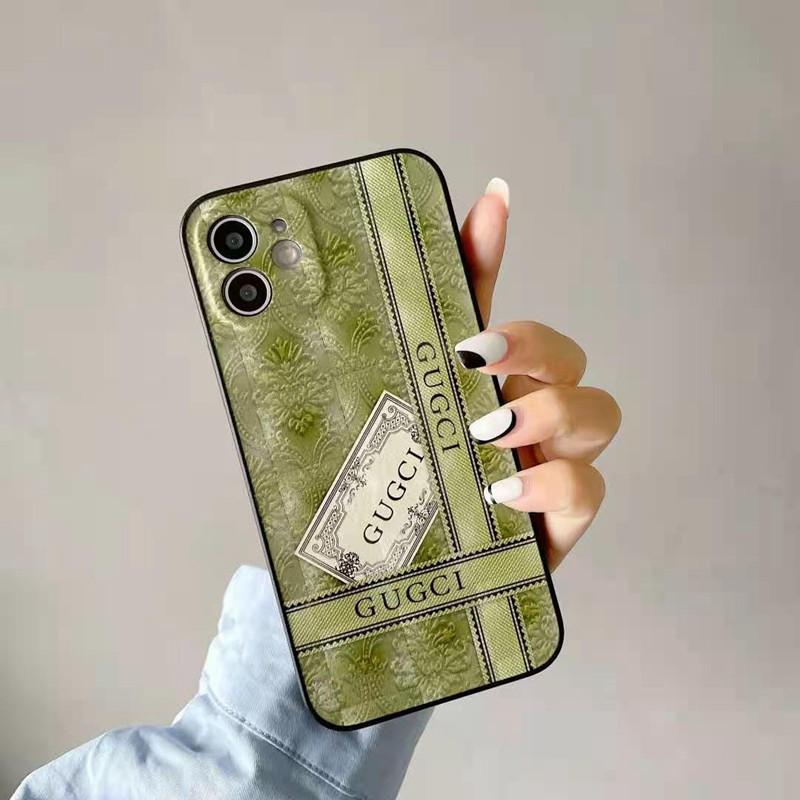 ハイブランド森の緑シリーズiphone11/11pro/11promaxケース