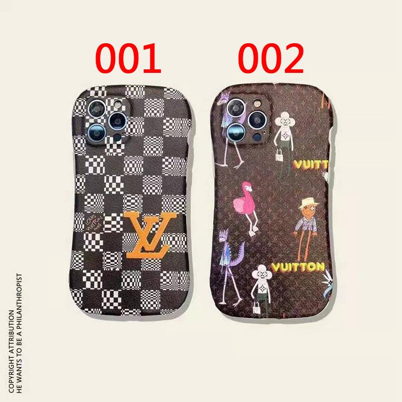 韓国 ルイヴィトン iphone12/11/11pro/11pro max/se2ケース