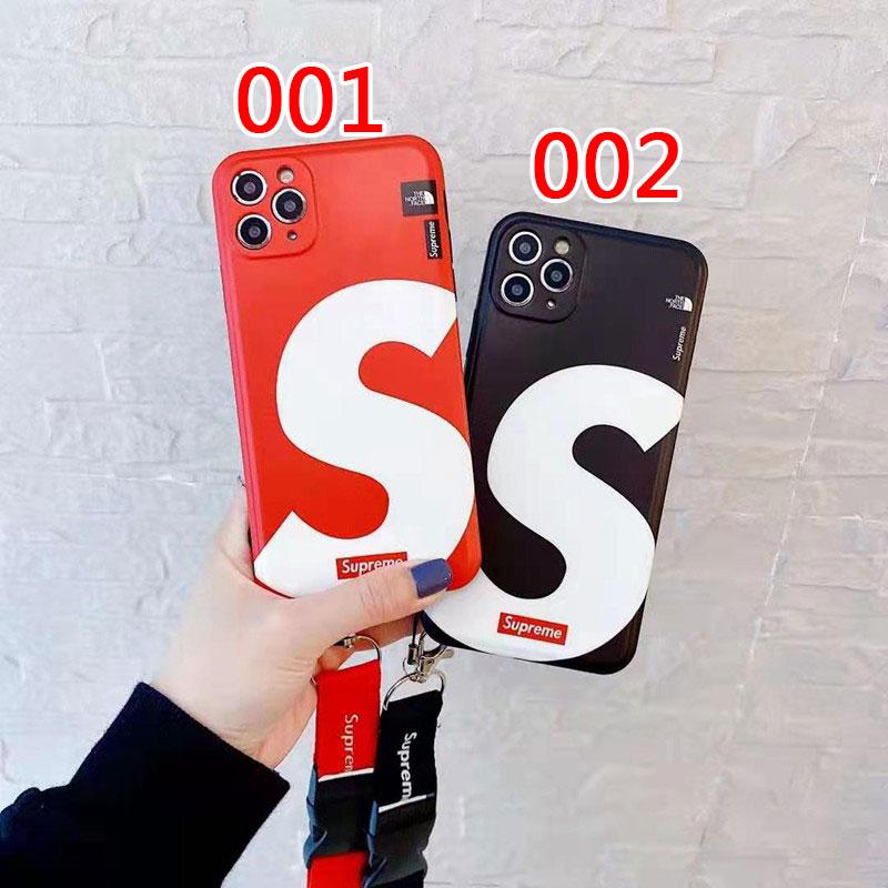 韓国 シュプリーム iphone12/11/11pro/11pro max/se2ケース