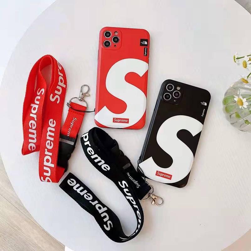 シュプリーム iphone12/11/11pro/11pro max/se2ケース