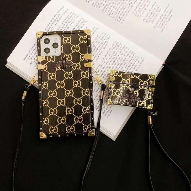 Gucci/グッチ トランク型iphone12/11ケース レディース