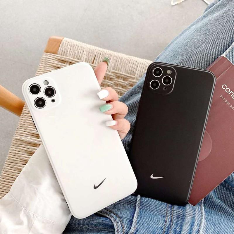 充電可 在庫あり 芸能人 ブランド Nike アイフォンx/xs/xr/8/7カバー