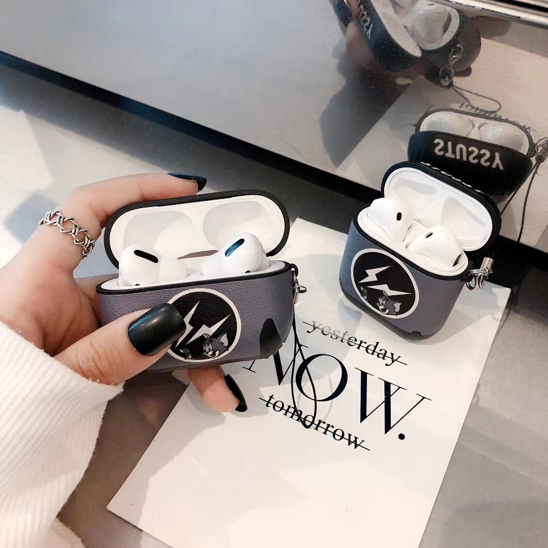 stussy airpods proケース